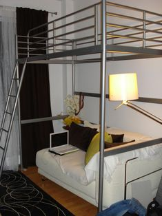 All sizes | IKEA TROMSO LOFT BED FRAME $125 | Flickr - Photo Sharing!