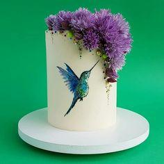 Schauen Sie sich dieses unglaubliche Kuchen-Design an! Gorgeous Cakes, Pretty Cakes, Cute Cakes, Amazing Cakes, Cake Wrecks, Crazy Cakes, Creative Cakes, Unique Cakes, Bolo Fondant