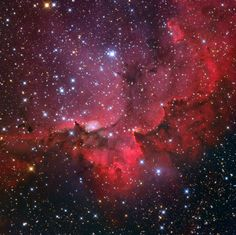 The Wizard Nebula | wired.com