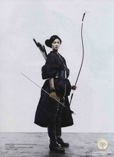 Chiharu Okunugi - Photo - Fashion Model