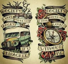 Travel tattoo traditional old school ideas Future Tattoos, Love Tattoos, Body Art Tattoos, Ink Tattoos, Tatuagem Icarus, Mago Tattoo, Traditional Tattoo Art, Wild Tattoo, Geniale Tattoos
