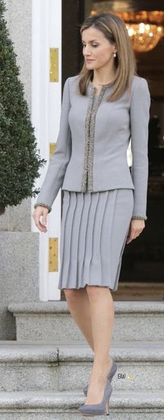 Queen Letizia of Spain in 2014
