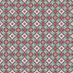 Dragon Tile fabric by captiveinflorida on Spoonflower - custom fabric
