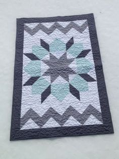 Lena-Hardy: Two Baby Quilts... Swoon