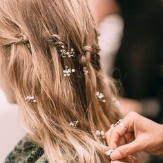 hair accessory hairstyles beach wedding hair/makeup inspo blonde hair wedding hairstyles summer beauty hair adornments