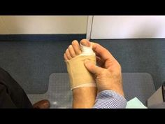 Exercises for Big Toe Following Bunion Surgery - YouTube