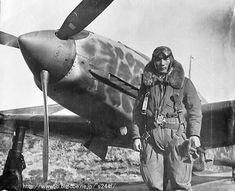 19年12月17日頃の小林戦隊長と3295号機