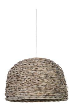 Light & Living Hanglamp ROTAN CRAZY WEAVING 54 cm Naturel | Landelijke Hanglampen | RamLux Light & Design