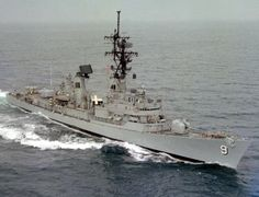 MaritimeQuest - USS Towers DDG-9 (Ex DD-959) Page 1