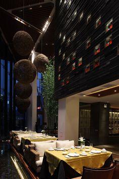 Yuwan Restaurant in Shenyang, China – Nota Design Architects + Engineers