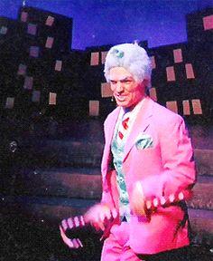 Jeff Blim as Sweet Tooth, Holy Musical B@man!