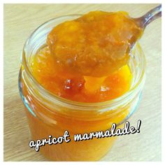 Paleo Apricot Marmalade by Pop an Egg on It. #paleo