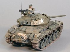 Missing Links Gallery Jeremy Moore M24 Chaffee
