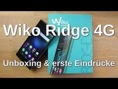 Wiko Ridge 4G Unboxing und Hands on Testvideo | Handyfant