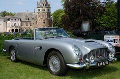 Aston Martin DB5 My Dream Car, Dream Cars, Aston Martin Lagonda, Chasing Cars, Chic Bathrooms, Shabby Chic Homes, Mustangs, Men's Apparel, James Bond