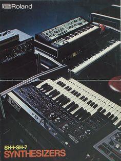 Roland SH-1 / SH-7 www.mediaviolenceinc.com