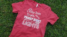 Friday Night Lights Football shirt.