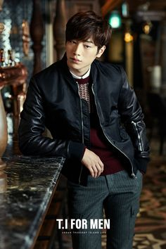 Seo Kang Joon - T.I For Men