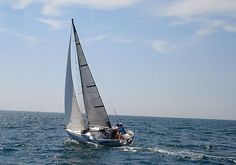 Allegro yacht Sailing, Boat, Dinghy, Boats, Boating, Ship