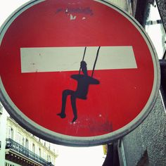 Paris street sign from David Lebowitz