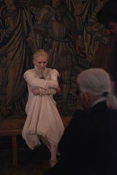 ティルダ スウィントンが魅せる、メティエダールコレクションの世界 _2