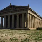 Nashville/ Parthenon, Centennial Park