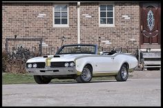 1969 Oldsmobile 442 Convertible Hurst Olds Replica presented as lot F191 at Kissimmee, FL 2013 - image1