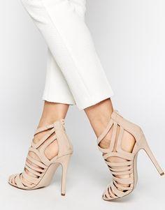 ASOS ELKO High Heels - http://www.asos.com/ASOS/ASOS-ELKO-High-Heels/Prod/pgeproduct.aspx?iid=4975352&affid=13875&channelref=social+campaigns