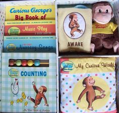 check this out Curious George, Vintage Toys, Lunch Box, Songs, Ebay, Check, Art, Art Background, Old Fashioned Toys