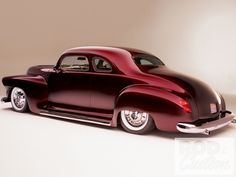1948 Plymouth Business Coupe.