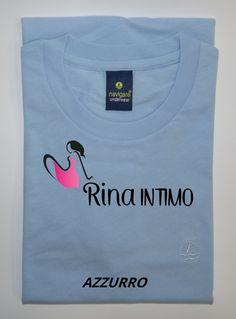 T-SHIRT BIMBO NAVIGARE ART. 13020 COLORE AZZURRO