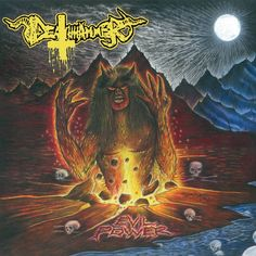 Deathhammer - Evil Power || 2015 Album || Thrash