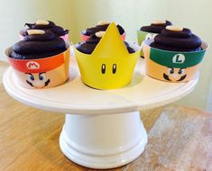 Super Mario Inspired