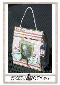 tea bag gift bag