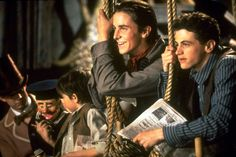 Newsies (movies parents often forget to show their kids these days...)