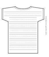 Allerlei contouren voorzien van schrijflijnen. Handig voor groep 3 en 4.