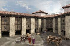 Museum, Ancient Romans, Louvre, Architecture, Building, Travel, 3d, Hipster Stuff, Urban