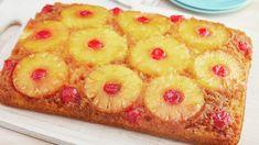 Pineapple Upside Down Cake, Pineapple Cake, Impressive Desserts, Yellow Cake Mixes, Just Bake, Betty Crocker, Cake Recipes, Nacho Recipes, Party Recipes