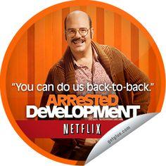 Arrested Development S4 #Netflix