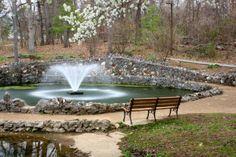 Springbrook Park Fountain - Alcoa, TN