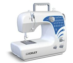 @ShopAndThinkBig.com - Features: Double Thread, Double Speed Featuring 12 Built-In Stitch Patterns Each Stitch Pattern Has Adjustable Length And Width For 5 More Styles Forward And Reverse Sewing; Automatic Thread Rewind Sews Sleeves; Thread Cutter Included Drawer Included; Built-In Sewing Light Use Hand Switch Or Foot Pedal To Start Tacks Button Uses Dc 12V Power Foot Pedal, Adapter, And Thread Bag Included Weight: 9.2 Lbs; Size: 15.55″ X 7.68″ X 12.87″… http://www.shopandthinkbi…