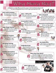why try mary kay?