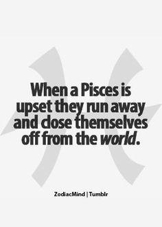 Zodiac Mind - Your source for Zodiac Facts: Photo Pisces And Aquarius, Pisces Traits, Pisces Love, Astrology Pisces, Pisces Quotes, Zodiac Signs Pisces, Pisces Woman, Zodiac Mind, Horoscope Signs