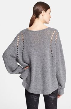 loose knit sweater - @nordstrom #nordstrom