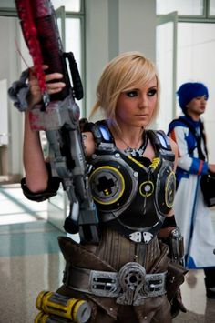 cosplay Gears of war