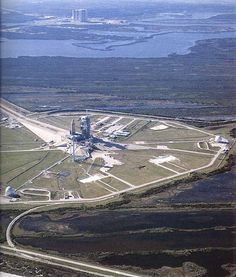 Kennedy Space Center @ Cape Canaveral, FL - 1972 & 2004