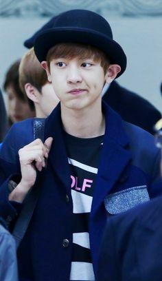 Chanyeol. his ears....