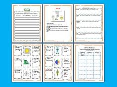 NATURAL RESOURCES AND ALTERNATIVE ENERGY SCIENCE AND LITERACY LESSON SET - TeachersPayTeachers.com