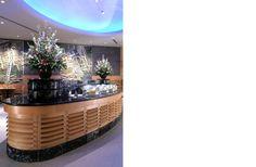 SICEC - Singapore | Coffee Shop Buffet Counter