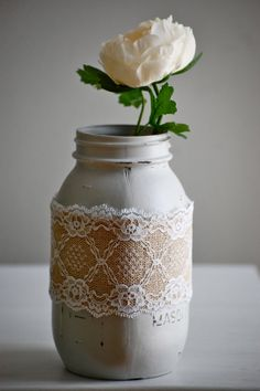 Hey, I found this really awesome Etsy listing at http://www.etsy.com/listing/130141871/painted-distressed-mason-jar-with